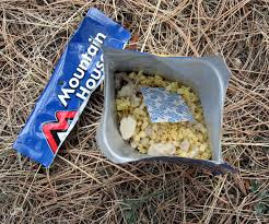 Mountain House Food by Rocky Mountain Bushcraft