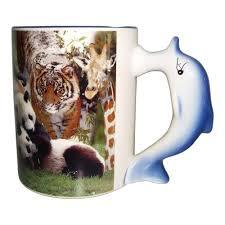 11oz sublimation ceramic animal mug 2 26