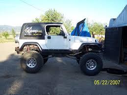 modified jeep wrangler yj 2004 jeep wrangler information and photos zombiedrive