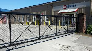 Lumbar 84 by Commercial Fencing Pictures Aaa Fence Charleston
