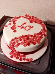40th anniversary ideas beautiful ideas 40th anniversary cake and graceful 25 best ruby