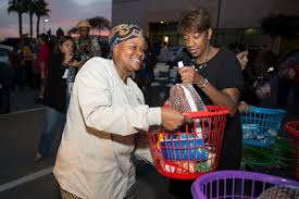 las vegas residents receive thanksgiving lift from rosie s