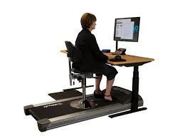 Sit Stand Treadmill Desk by Imovr Tempo Treadtop Office Chair