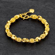 charm bracelet gold vintage images Opk vintage gold color copper chunky chain stainless steel charm jpg