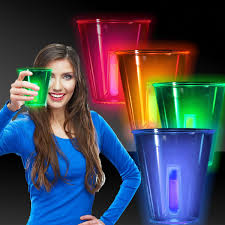 glow in the cups neon glow cups 12oz 4 pack