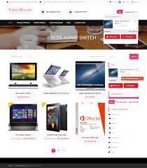 cara membuat halaman utama web dengan php source code toko online professional gratis belajarphp net