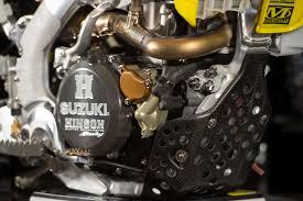 works motocross bikes factory suzuki the machines transworld motocross
