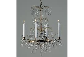 Swedish Chandelier C 1900s Swedish Chandelier For Candles Omero Home