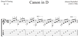 pachelbel s canon in d for guitar free pdf this is classical