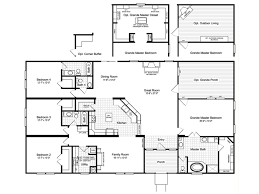 outdoor living floor plans view the hacienda iii floor plan for a 3012 sq ft palm harbor