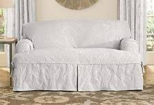 3 seater sofa sure fit furniture slipcovers ebay
