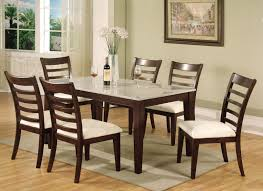 cool granite top dining table sets for your best kitchen room white granite top dining table