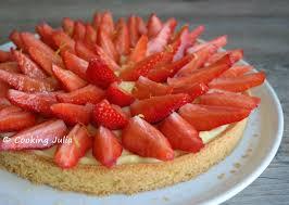 aux fraises cuisine cooking tarte aux fraises