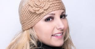winter headbands winter headbands knit headbands with flower plain wraps