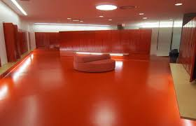 Mondo Sports Impact Flooring by Olympic Rubber Flooring Artigo