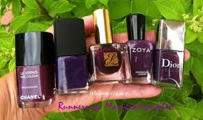 makeup wars favorite purple nail polish
