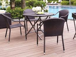 breaking down patio furniture so you can choose the best material