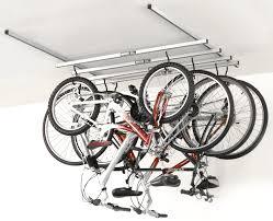 ceiling garage storage bike hangers u2014 better garages