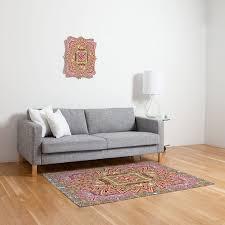 amazon com deny designs ingrid padilla boho vintage woven rug 4