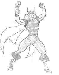 13 images of easy thor coloring pages thor printable coloring