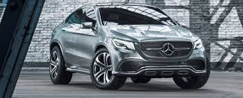 Mercedes Benz Concept Coupe Suv Beijing 2014 Sets New Design