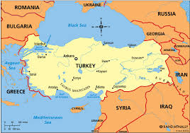 Map Of Ancient Middle East by Map Of Turkey And Anatolia Istanbul Tour Guide