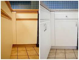 what of paint do you use on melamine cabinets 15 amazing ways to redo kitchen cabinets lovely etc