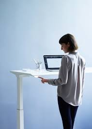Sit Down Stand Up Desk by Herman Miller The Maker Of The Most Iconic Chair Wants You To