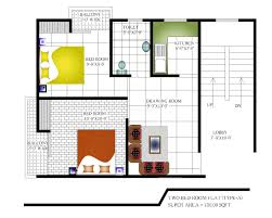 750 Sq Ft Subhsantosh Group Nirman Apartments Floor Plan Nirman Apartments