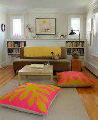 Floor Cushions Decor Ideas Awesome Floor Pillow Living Room Gallery Awesome Design Ideas