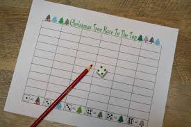 race to the top christmas tree printable our thrifty ideas
