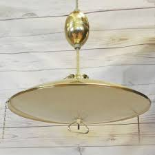 Retractable Ceiling Light by Vintage Pull Lamp Retractable Ceiling Light Mid Century Flying
