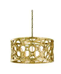 Mosaic Pendant Lighting by Corbett Lighting 104 46 Regatta 25 Inch Wide 6 Light Large Pendant