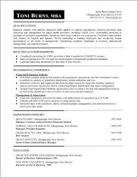 Objective In Resume Samples by Example Of A Good Resume Format What To Write For Objective On