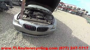 parting out 2005 bmw 645ci stock 6063br tls auto recycling