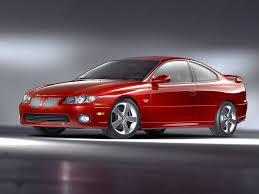 Pictures Of The New Pontiac Firebird The Car That Killed Pontiac The 2004 2006 Gto