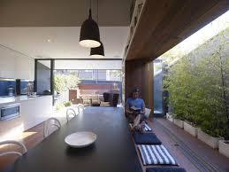 fermer une cuisine ouverte cuisine ouverte sur l extérieur
