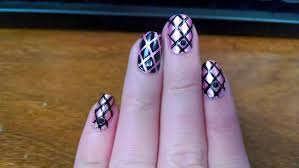 pink and black nail designs 27 wide wallpaper hdblackwallpaper com