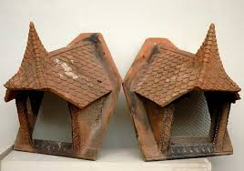 roof decorations antique terracotta roof decorations architecture