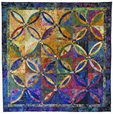 Double Wedding Ring Quilt by Wedding Ring Quilt Pattern Easy 014 Double Wedding Ring Quilt Fun
