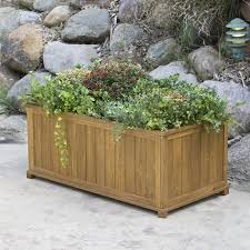 cheap wood planter box designs find wood planter box designs