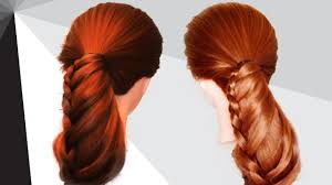 Style At Home How To Make Different Hairstyles At Home For Girls Hair Style At