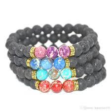 bead bracelet styles images 2018 hot beaded bracelets fashion natural stone charm jewelry jpg