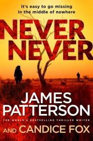 book review of never never by patterson candice fox at