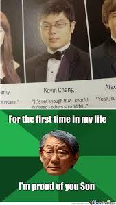 Asian Father Meme - proud asian father by rayyzo meme center