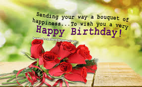 send birthday cards birthday cards sending your way a bouquet of happiness