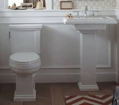24 inch pedestal sink kohler k 2844 8 0 tresham 24 inch pedestal bathroom sink with 8 inch