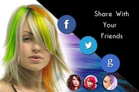 color images for hair to be changed change hair color android apps on google play