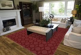 amazon com garland rug sparta area rug 7 feet 6 inch by 9 feet 6