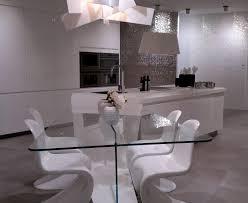 table de cuisine en verre pas cher table de salle a manger en verre pas cher table a manger bois design